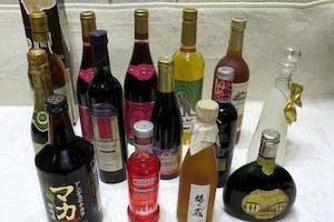 リキュール ワイン