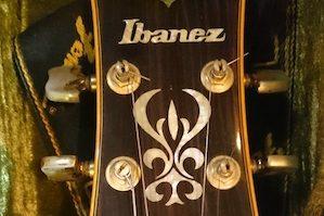 アイバニーズ エレキギター