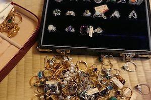 ダイヤモンド、真珠ほか